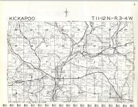 Map Image 006, Vernon County 1970